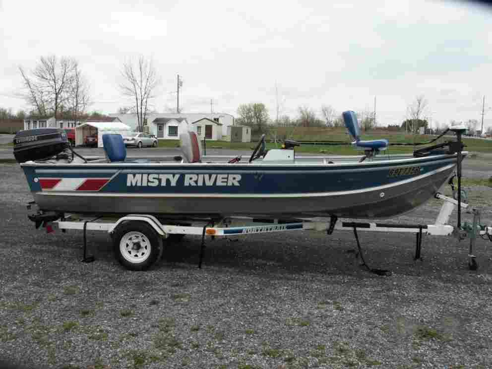 Fishing boats for sale ottawa ontario