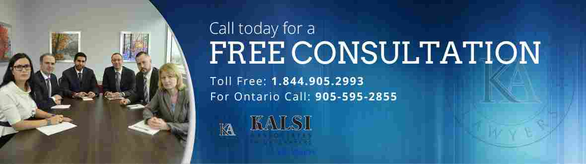 Free consaltancy From Our Car Accident Lawyer | Kalsi Law Ottawa, Ontario, Canada Classifieds