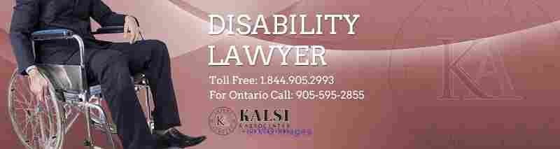 Brampton Disability Lawyer | Kalsi Law ottawa