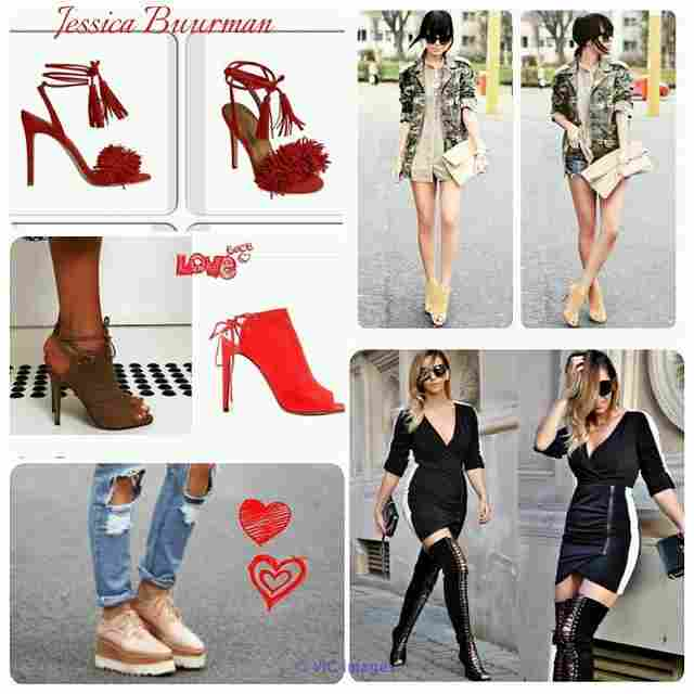 purchase High Heels. Sandals. Boots and Shoes at JessicaBuurman ottawa
