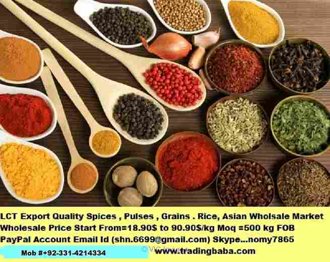 Spices ,Pulses ,Herbst Export Quality Wholesale price  Ottawa, Ontario, Canada Classifieds