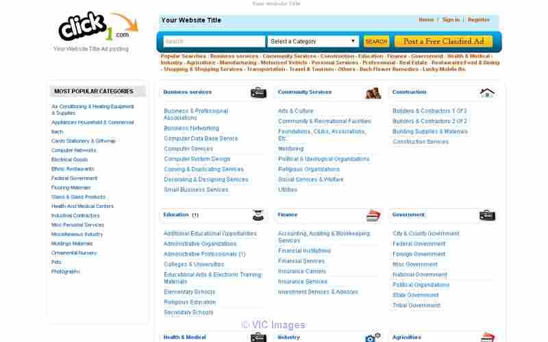 Classified php Script - PHP Scripts Mall - Classified Ads script php ottawa