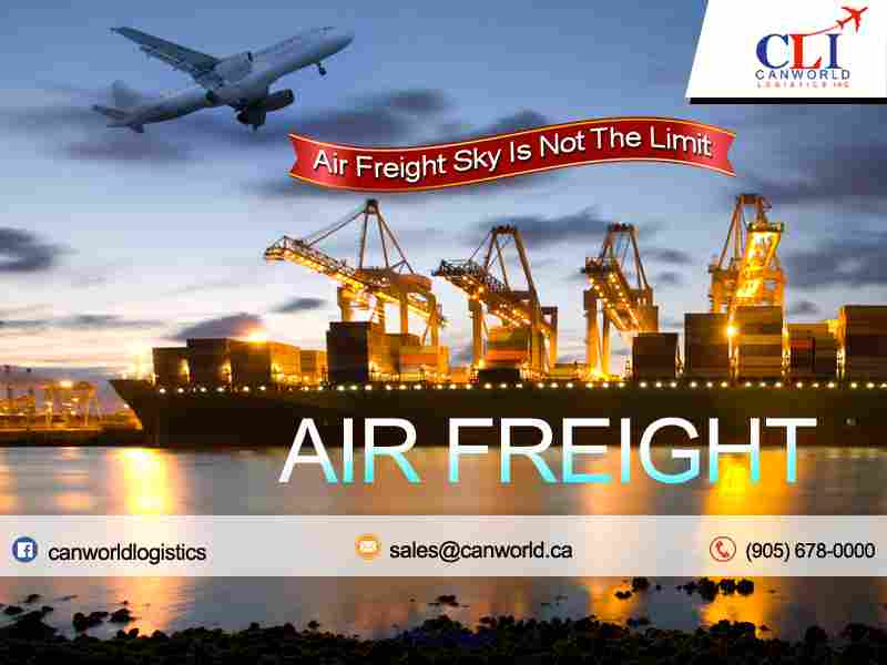 Canworld Logistics INC:Air Freight Shipment Ottawa, Ontario, Canada Classifieds