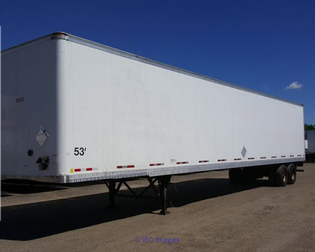 Rent 53` Dryvan trailer Ottawa, Ontario, Canada Classifieds