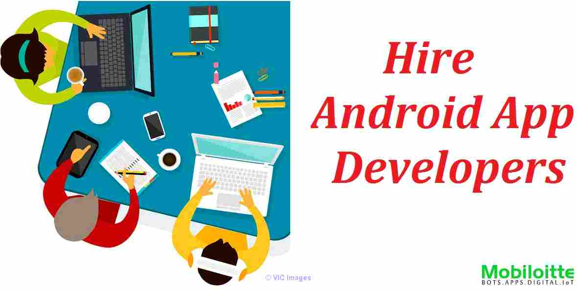 Hire Android App Developers ottawa