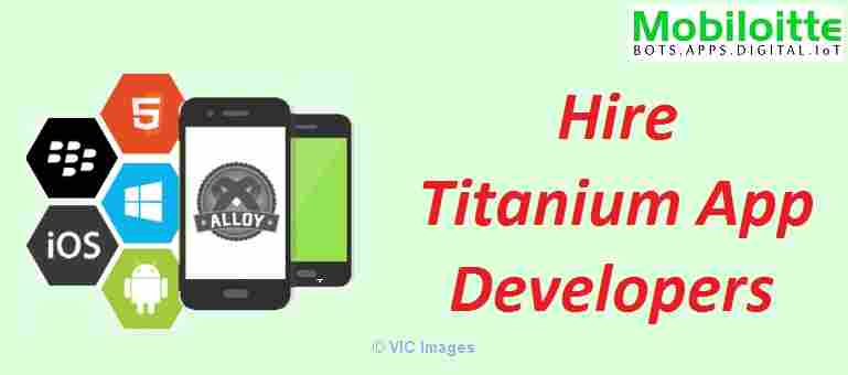 Hire Titanium App Developers Ottawa, Ontario, Canada Classifieds