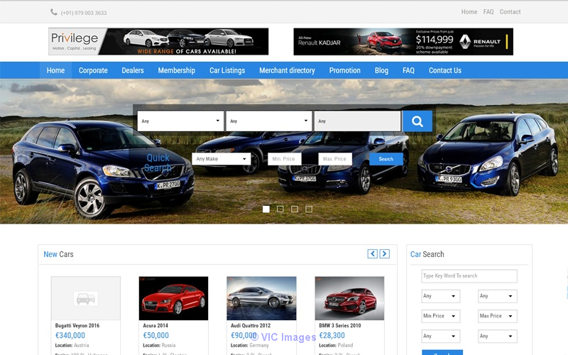 Car Portal Website Script, Car Portal php Script (PHP Scripts Mall) Ottawa, Ontario, Canada Classifieds
