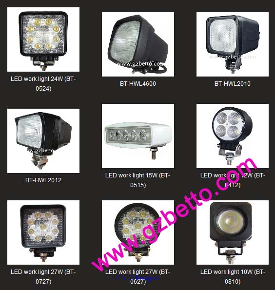 Wholesale LED work light, LED spot light, LED driving light Ottawa, Ontario, Canada Classifieds