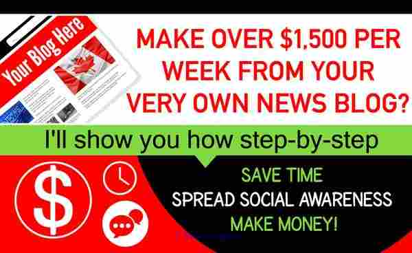 Get a News Blog Design For You - Boost Your Earnings (Ottawa)  Ottawa, Ontario, Canada Classifieds