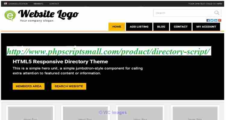 Directory Script- PHP Business Directory Script- Web Directory Script Ottawa, Ontario, Canada Classifieds