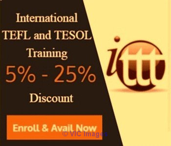ENROLL NOW AND AVAIL 5%-25% DISCOUNT - International TEFL and TESOL ottawa
