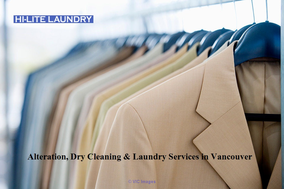Alteration, Dry Cleaning & Laundry Services in Vancouver Ottawa, Ontario, Canada Annonces Classées