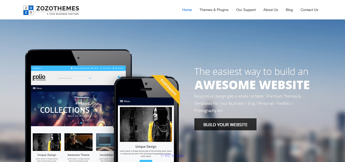 Premium Themes and Templates in zozothemes Ottawa, Ontario, Canada Annonces Classées