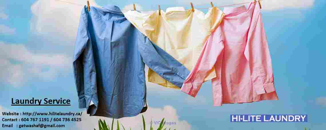 Laundry Service -  Vancouver Ottawa, Ontario, Canada Classifieds