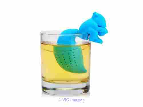 SQUIRREL SHAPE TEA STRAINER / INFUSER WITHOUT CUP ottawa