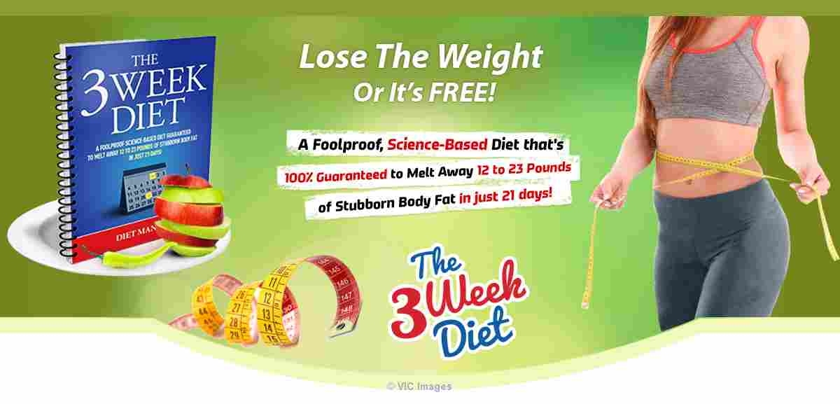 The 3 Week Diet Ottawa, Ontario, Canada Classifieds