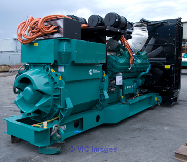 Used Kirloskar diesel Generator set sell Sangli Ottawa, Ontario, Canada Classifieds