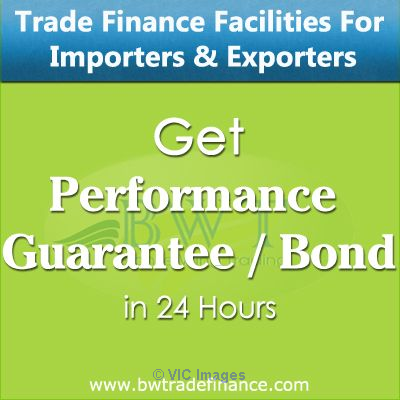 Performance Bond / Guarantee for Suppliers & Contractors Ottawa, Ontario, Canada Classifieds