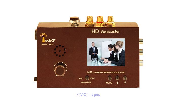 "Ivb7 HD/AV Premium Webcaster with Monitor""NOW WITH SPECIAL OFFER Ottawa, Ontario, Canada Annonces Classées"