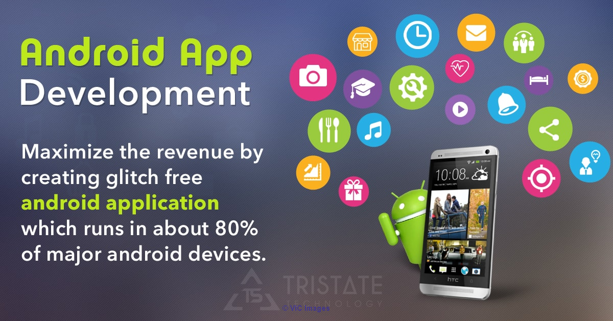 Android Application Development Company - TriState Technology  Ottawa, Ontario, Canada Annonces Classées
