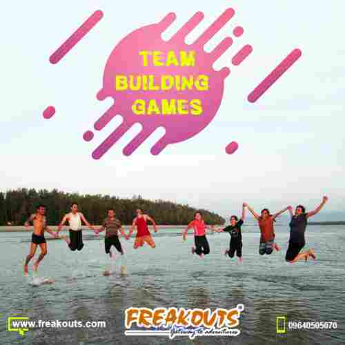 Team Building games in Hyderabad | Freakouts.com ottawa