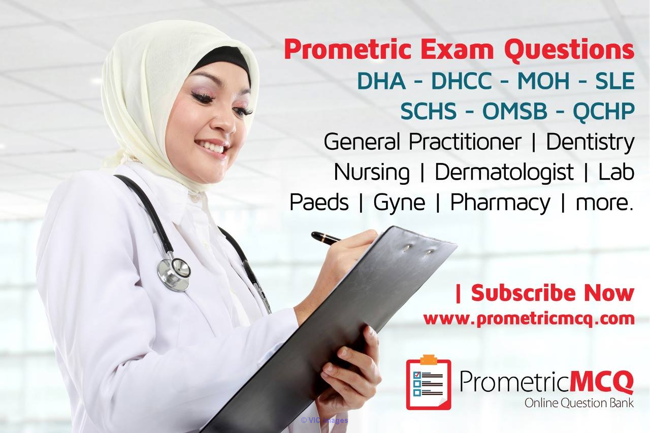 Prometric Exam MCQs for DHA DHCC MOH SCHS SLE OMSB QCHP Ottawa, Ontario, Canada Classifieds