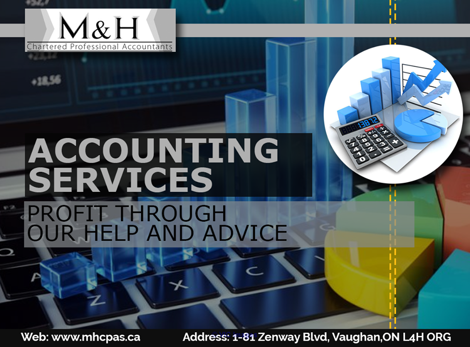 At M&H, We Provide The Best Accounting And Taxation Services At Affor ottawa