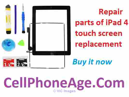 Repair parts of iPad 4 touch screen replacement Ottawa, Ontario, Canada Classifieds