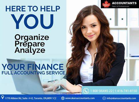 At Skans, We Offer Comprehensive Accounting And Bookkeeping Services ottawa