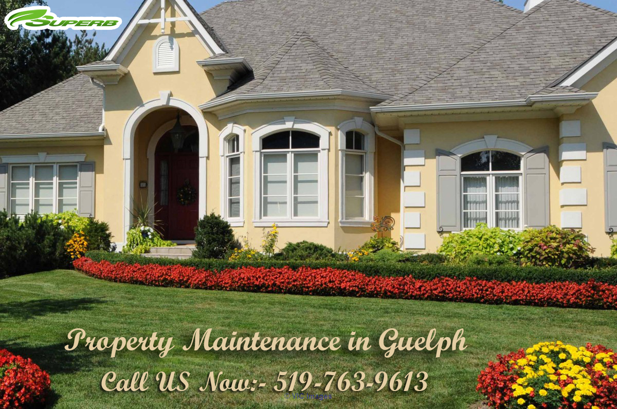 Property maintenance Guelph Ottawa, Ontario, Canada Classifieds
