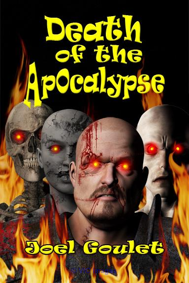 Death of the Apocalypse-a bloody, chilling novel Ottawa, Ontario, Canada Annonces Classées