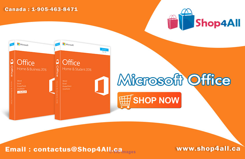 MS OFFICE 2016 - Shop4all Ottawa, Ontario, Canada Classifieds