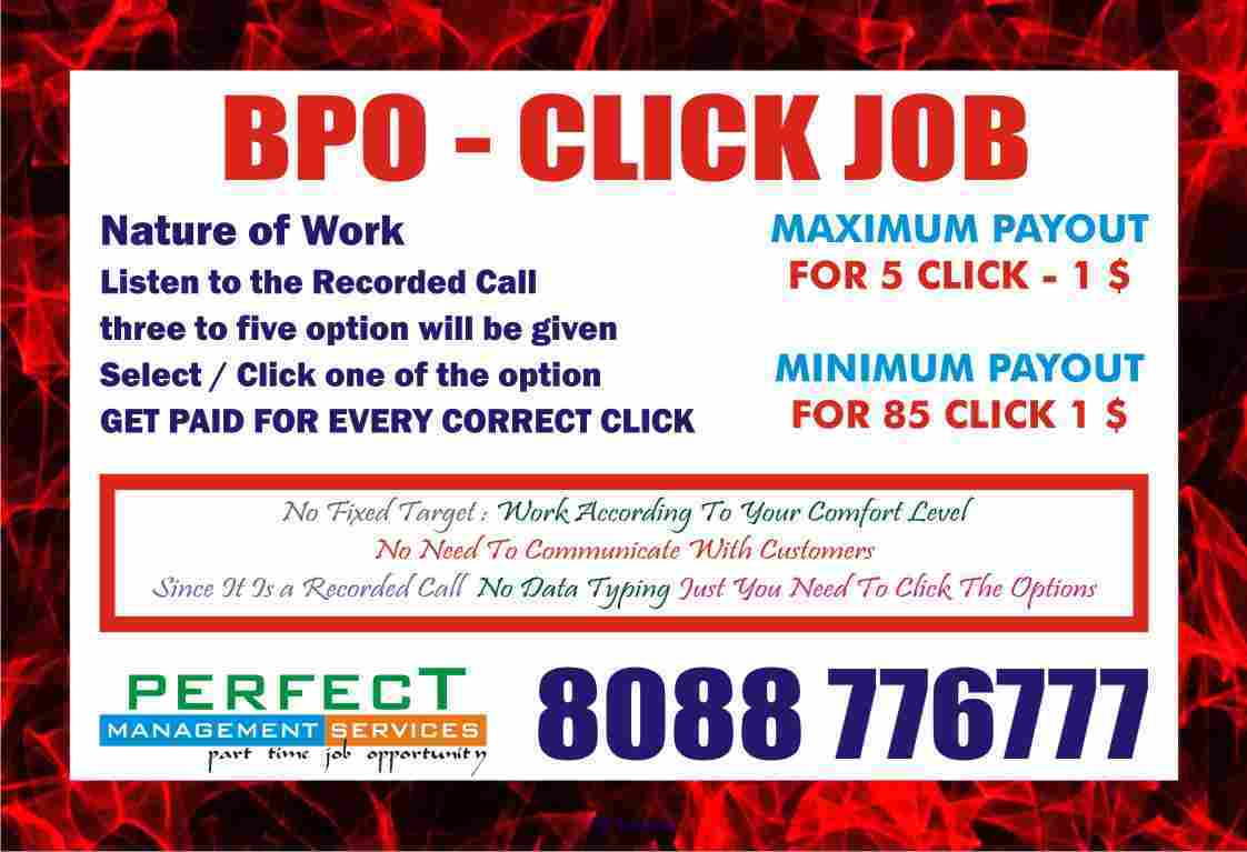 BPO JOB | Earn Daily 10$ plus | Weekly Payout |Earn From Mobile | Ban ottawa