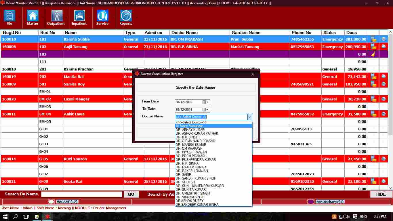 Hospital software in India, Nursing Home software in India Ottawa, Ontario, Canada Classifieds