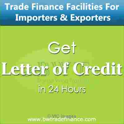 Get Letter of Credit – MT700 for Importers and Exporters Ottawa, Ontario, Canada Annonces Classées