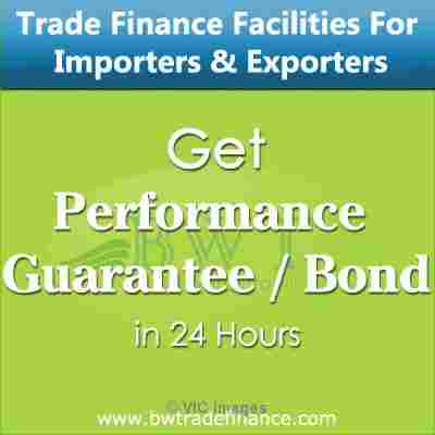 Performance Bond – Performance Guarantee for Suppliers & Contractors Ottawa, Ontario, Canada Annonces Classées