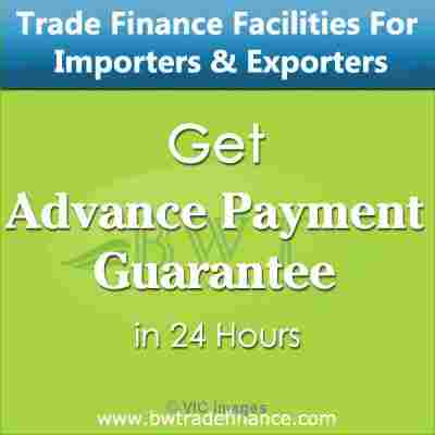 Advance Payment Guarantee for Developers & Suppliers / Exporters Ottawa, Ontario, Canada Annonces Classées