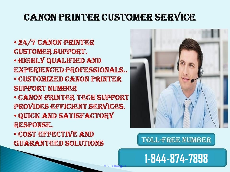 canon printer customer service number +1-844-874-7898 toll-free Ottawa, Ontario, Canada Classifieds