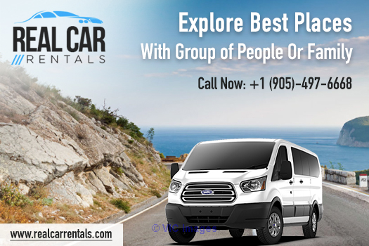 Explore with Real Car Rentals - Rent A Van Now! Ottawa, Ontario, Canada Classifieds