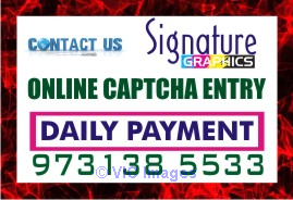Data Captcha Entry 100% Daily Payment Guarantee Copy paste work ottawa