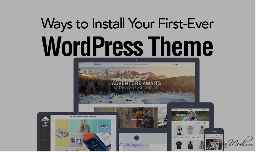Ways to Install Your First-Ever WordPress Theme  Ottawa, Ontario, Canada Classifieds