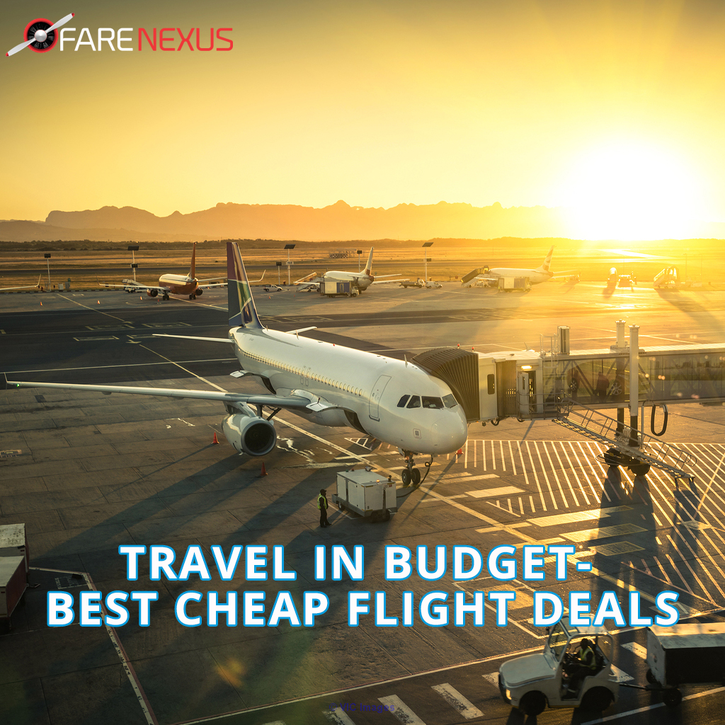 Travel in Budget- Best Airticket Deals ottawa