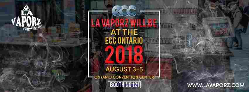 LA Vaporz will be at the ECC Ontario Ottawa, Ontario, Canada Classifieds