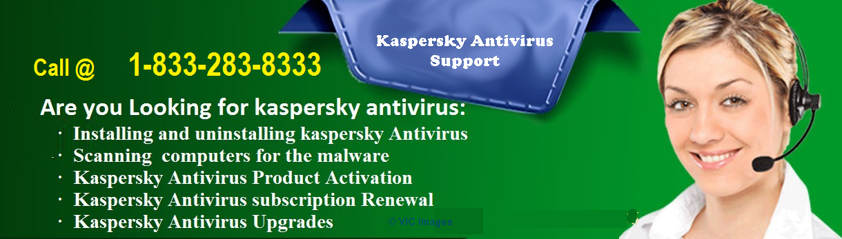 Kaspersky Customer Service 1-833-283-8333 Number- For Antivirus produc Ottawa, Ontario, Canada Annonces Classées