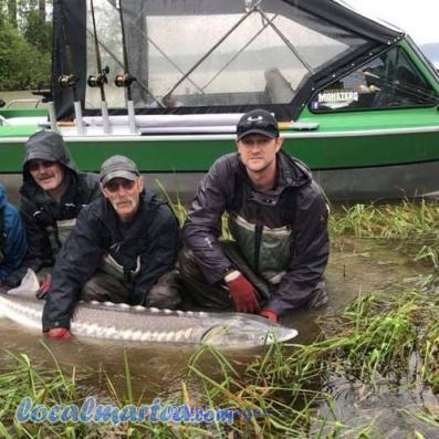 Best Fraser River Sturgeon Fishing Company Ottawa, Ontario, Canada Classifieds