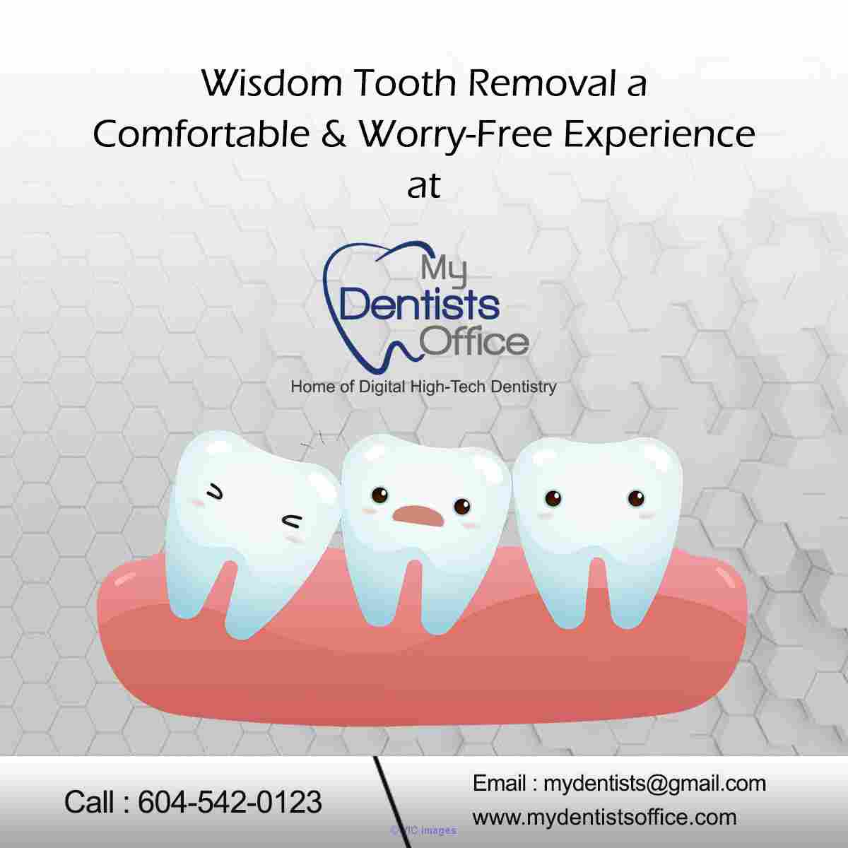 wisdom teeth removal surrey bc - best dentist in surrey ottawa