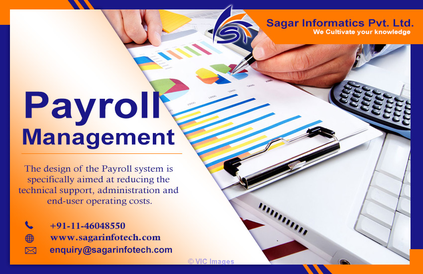 payroll system at Sagar Informatics Ottawa, Ontario, Canada Annonces Classées
