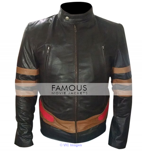 X-Men Wolverine XO Biker Leather Jacket Ottawa, Ontario, Canada Classifieds