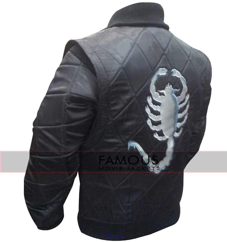 Ryan Gosling Black Drive Scorpion Jacket Ottawa, Ontario, Canada Classifieds