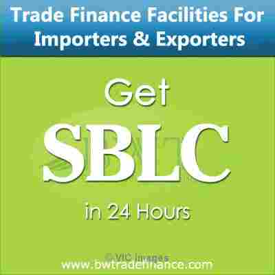 Get sblc - mt760 for importers and exporters ottawa